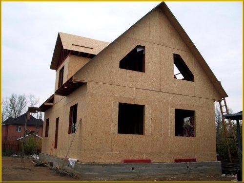 Дешевые дома строительство своими руками фото